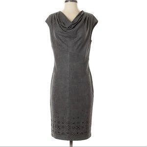 3/$25 🎁 NWT Spense Cowl Neck Sleeveless Dress